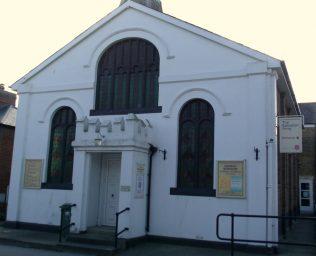 Ex PM Chapel in Wantz Rd. | Tim Banks