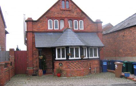 Malpas, Wrexham Road PM Chapel