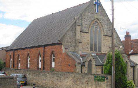 Mansfield Woodhouse (Christchurch,High Street) Primitive Methodist Church