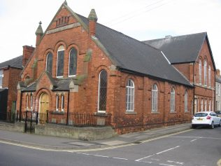 Mansfield Bethel Primitive Methodist Chapel,Nottingham Road