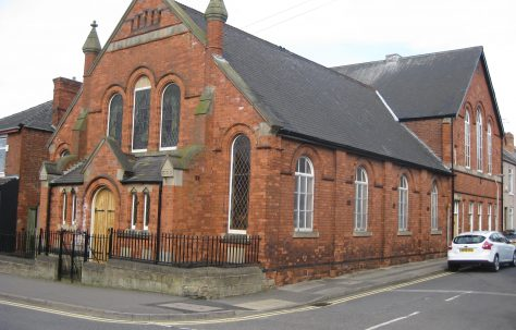 Mansfield Bethel Primitive Methodist Chapel,Nottingham Road