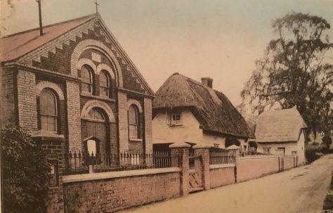 Manuden Primitive Methodist chapel