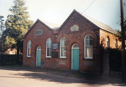 Marshland St James Primitive Methodist Chapel, Norfolk