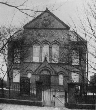 Marshside Road Primitive Methodist chapel, Southport | Handbook of the 90th Annual Primitive Methodist Conference held in Southport in 1909