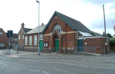 Marston Moreteine; Bedford Road Primitive Methodist Chapel