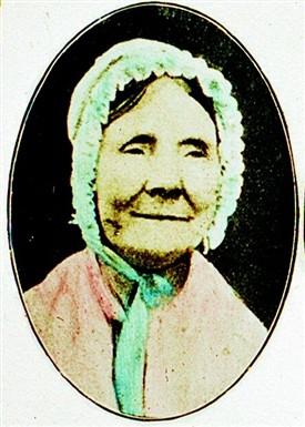 Mary Porteous (nee Thompson)
