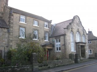 Masham (Silver Street) Primitive Methodist Chapel West Yorkshire