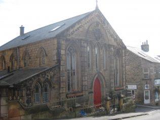 Matlock Bank Primitive Methodist Chapel (Bank Road) Derbyshire