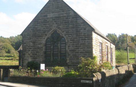Matlock Moor Primitive Methodist Chapel Derbyshire
