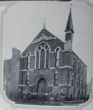 Melton Mowbray Primitive Methodist chapel | Handbook of the Primitive Methodist Conference 1927; Englesea Brook Museum
