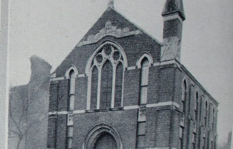 Melton Mowbray Primitive Methodist chapel
