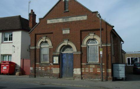 Meppershall Primitive Methodist Chapel