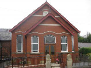 Mere Brow Primitive Methodist Chapel Lancashire