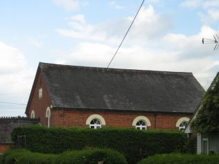 Micheldever PM Chapel, built 1867