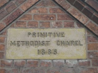 Mickle Trafford Primitive Methodist Chapel Cheshire
