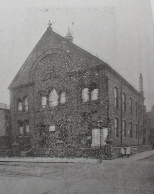 Middlesbrough Gilkes Street Primitive Methodist chapel | Handbooks of the Primitive Methodist Conference 1914 and 1932; Englesea Brook Museum