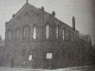 Middlesbrough South Bank Primitive Methodist chapel | Handbook of the Primitive Methodist Conference 1932; Englesea Brook Museum