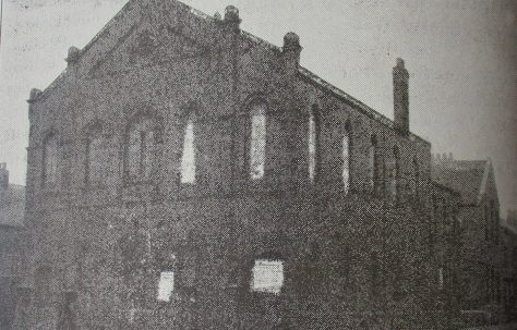 Middlesbrough South Bank Primitive Methodist chapel