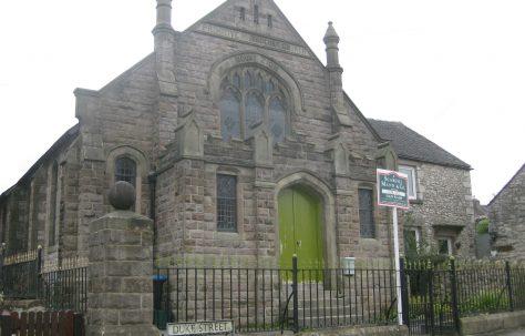 Middleton by Wirksworth Primitive Methodist Chapel Derbyshire
