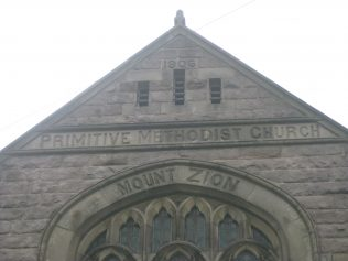 Middleton by Wirksworth Primitive Methodist Chapel Derbyshire