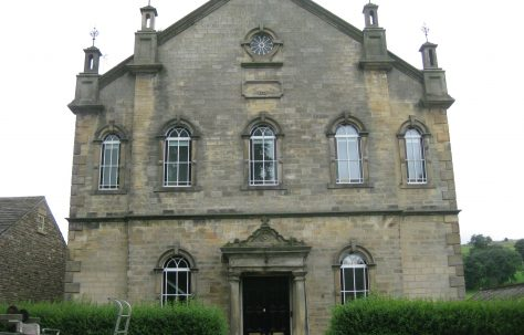 Middleton in Teesdale Primitive Methodist Chapel  Co Durham