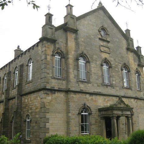 Middleton in Teesdale Primitive Methodist Chapel  Co Durham
