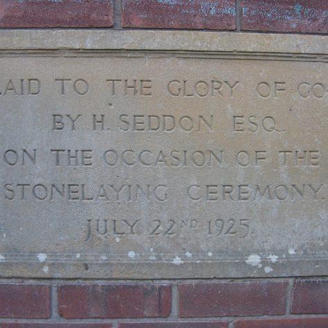 Middlewich Primitive Methodist Chapel Cheshire