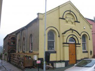 Miles Green Primitive Methodist Chapel Miles Green Road Staffordshire