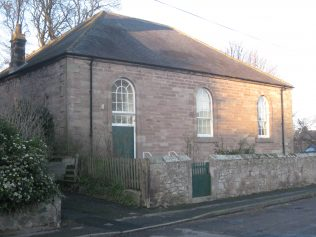 Milfield Primitive Methodist Chapel Northumberland