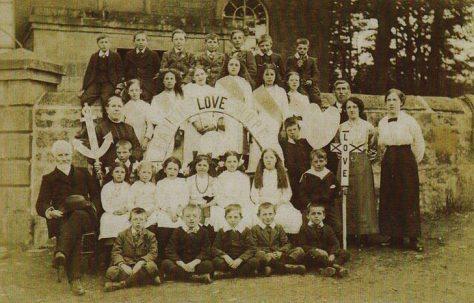 Upright Family: Primitive Methodists of Milfield