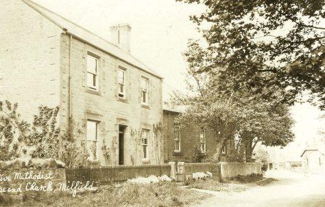Milfield Primitive Methodist Chapel Northumberland