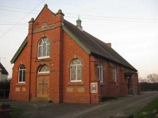 Minsterley PM Chapel Shropshire