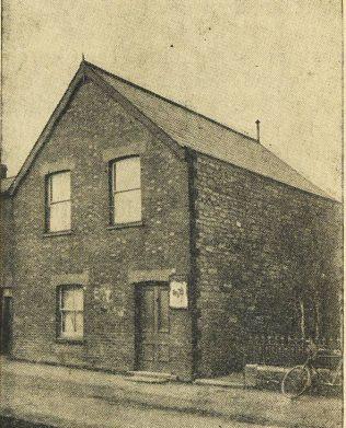 Moredon chapel | Swindon Centenary Synod Handbook 1925