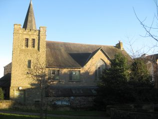 Morpeth PM Chapel Northumberland