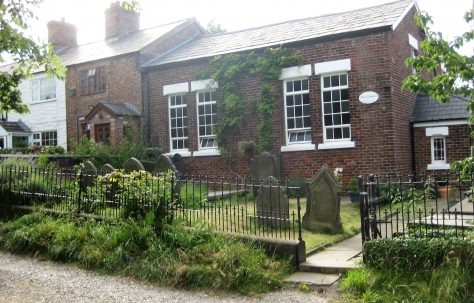 Moulton (Main Road) Primitive Methodist Chapel Cheshire