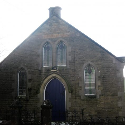 Mouthlock Primitive Methodist Church | E-R Pearce October 2016