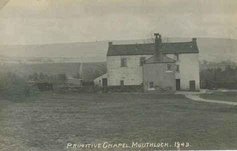 Mouthlock Primitive Methodist Chapel, Barras, Stainmore, Westmorland (now Cumbria)