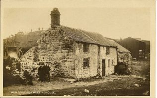 First meeting house at Mow Cop | Englesea Brook Museum