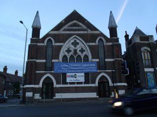 Luton; Mount Tabor Primitive Methodist Chapel, Castle Street