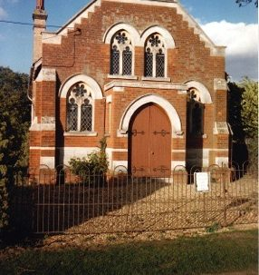 Murrow Fen PM Chapel, Cambridgeshire