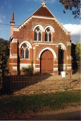 Murrow Fen PM Chapel, Cambridgeshire | Rachel Larkinson