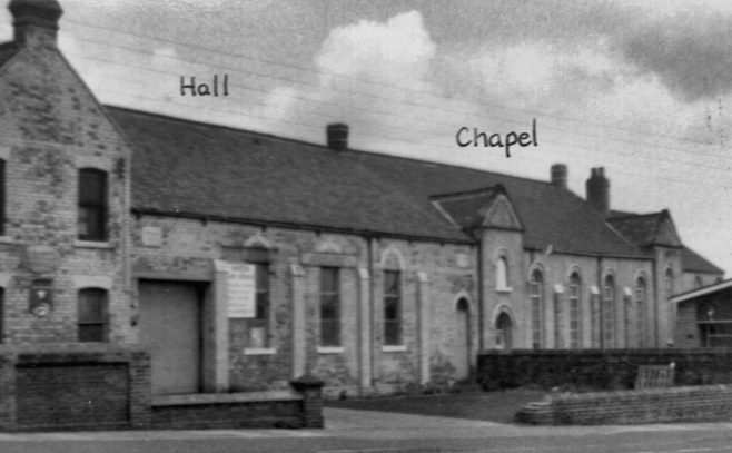 Murton PM Chapel & Hall, Co. Durham | Newcastle upon Tyne District Archives