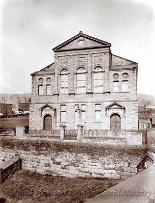 Mytholmroyd P M Chapel West Yorkshire. | Pennine Horizons Digital Archive