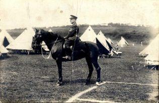 Chaplain George Kendall OBE 1930