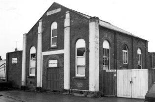 The chapel in 2002 | Richard Hogg