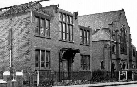 Leigh Windermere Road Primitive Methodist chapel