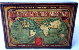 Did the Primitive Methodists have the equivalent of JMA?