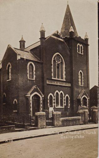 Basingstoke Primitive Methodist Church, Hampshire