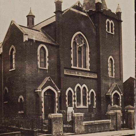 Basingstoke Primitive Methodist Church, Hampshire