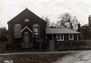 Oakley Primitive Methodist Chapel, Hampshire | Rachel Larkinson